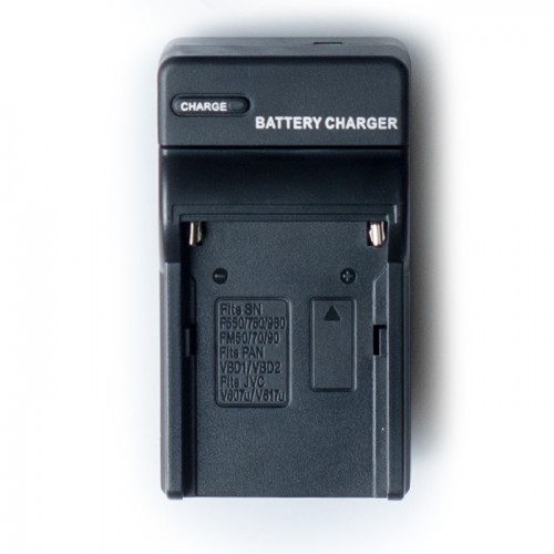 Charger for NP Batteries