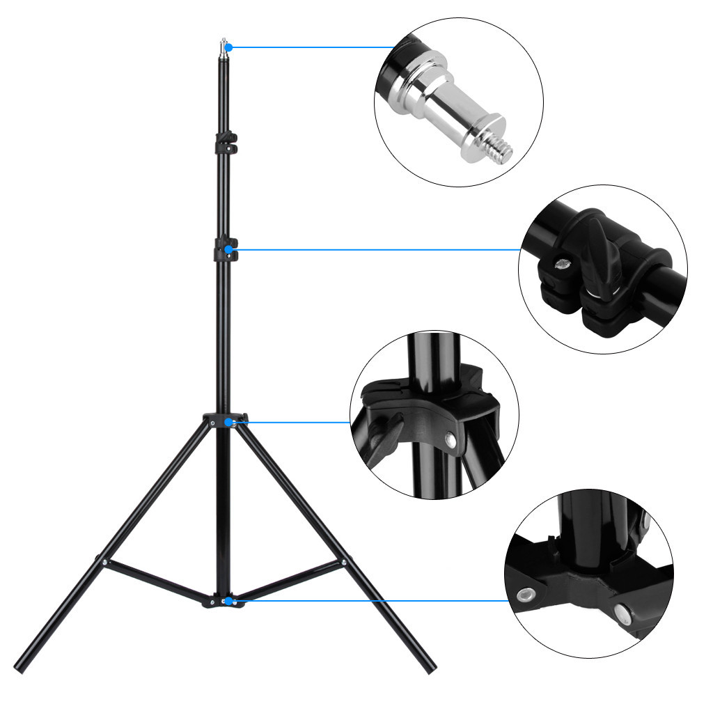 Affordable air cushion lightstand