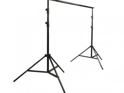 Quality Backdrop stand and light support from Photozuela BST304