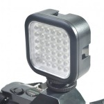 LED 36 small on-camera LED light from Photozuela
