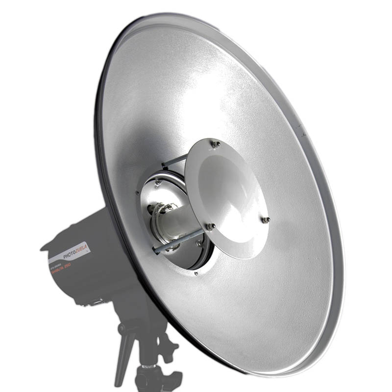Elinchrom Beauty Dish by Photozuela