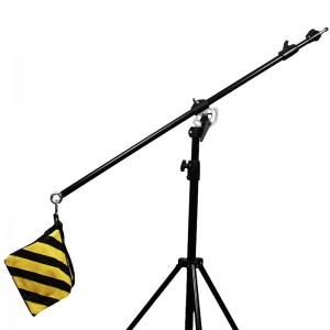Incline Arm Stand for Studio Photography by Photozuela