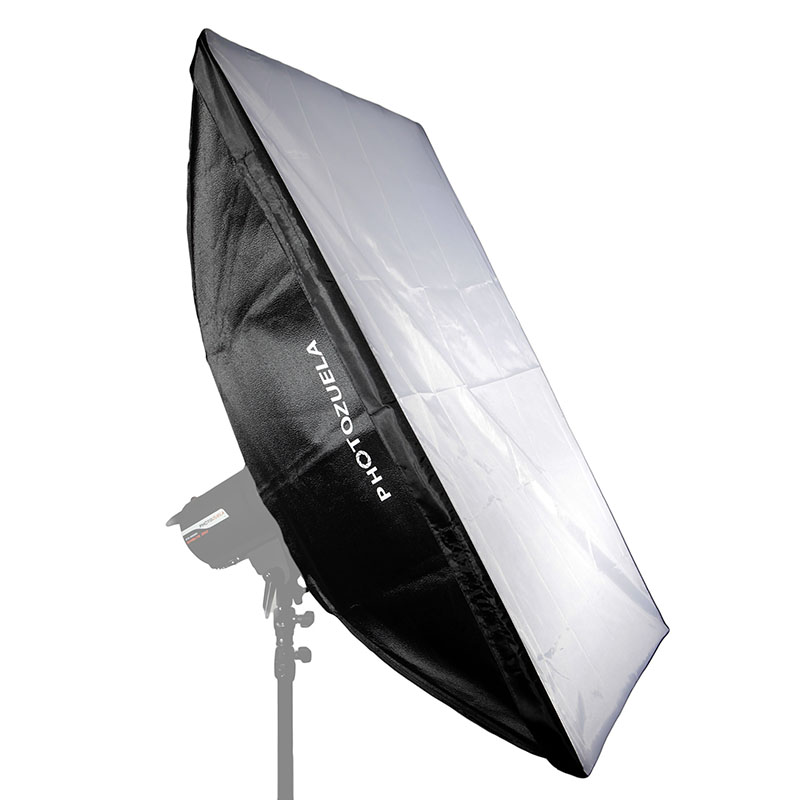 Rectangular Softbox premium quality by Photozuela