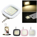 16 led Selfie LED for all mobile phones