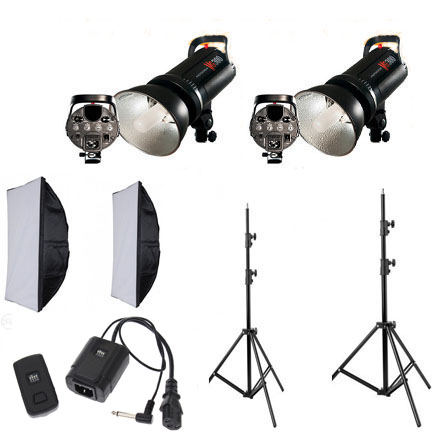 Studio Kit for Portrait Photography