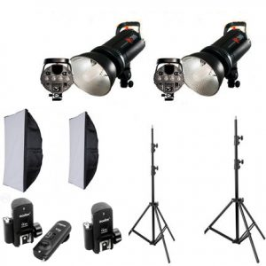Studio Kit for Portrait Photography