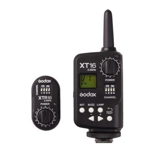 Godox Remote Control Flash Trigger XT-16