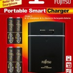 Fujitsu Batteries with Fast Charger