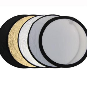 Circular reflector for Photography in Manila