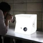 Product Photography LED Softbox by Photozuela