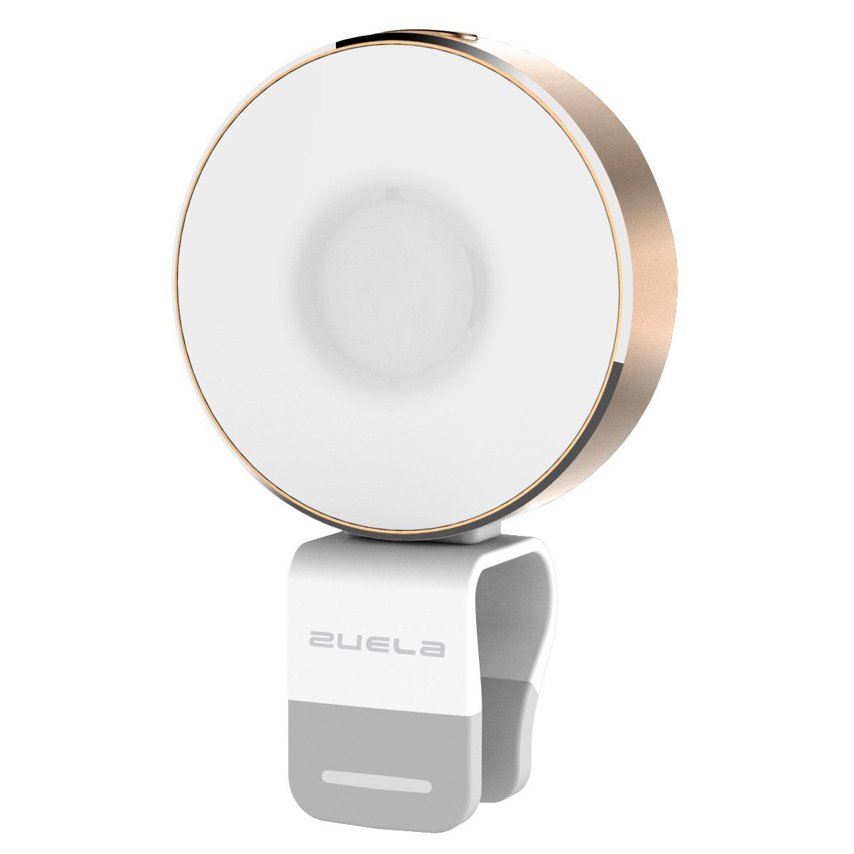 Photozuela Selfie LED Light Deluxe (Gold and Silver)