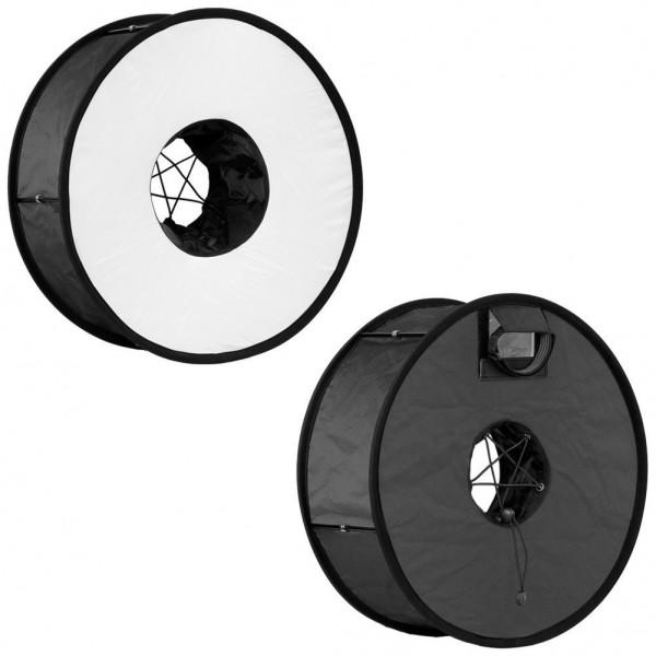 ring softbox for speedlight