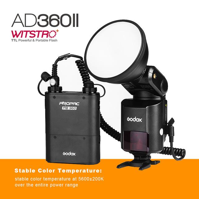 Witstro AD360II-C TTL